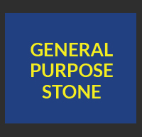 General Purpose Stones (Aluminum Oxide)