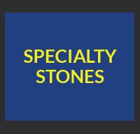 Specialty Stones (Aluminum Oxide)
