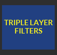 triple layer filter